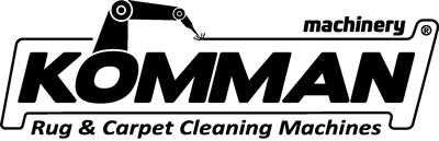 Komman makine automatske i kombinovane mašine za pranje tepiha